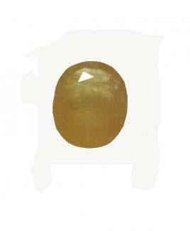 Yellow Sapphire (Pukhraj) Oval - Mix 4.30 Carat (YS-42)