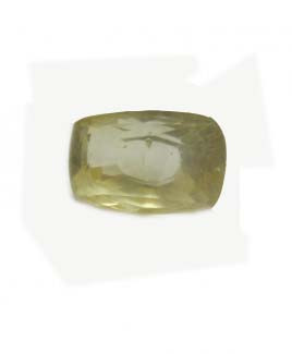 Yellow Sapphire (Pukhraj) Cushion Mix - 4.45 Carat (YS-43)