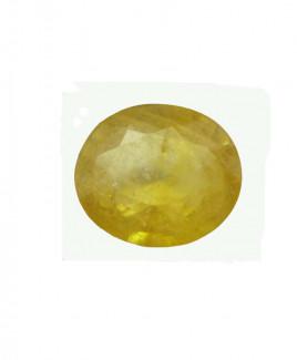 Yellow Sapphire (Pukhraj) Oval Mix Gemstone - 4.85 Carat (YS-60)