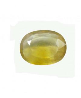 Yellow Sapphire (Pukhraj) Oval Mix 7.25 Carat (YS-58)