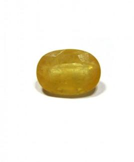 Yellow Sapphire (Pukhraj) Oval Mix Gemstone - 5.80 Carat (YS-01)
