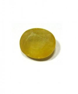 Yellow Sapphire (Pukhraj) Oval Mix Gemstone- 4.70 Carat (YS-09)