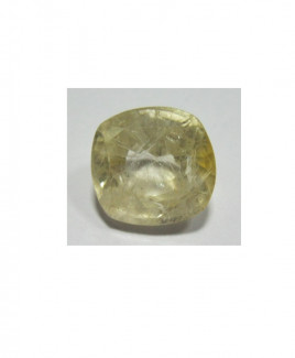 Yellow Sapphire (Pukhraj) Cushion Mix - 5.95 Carat (YS-49)