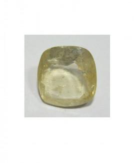 Yellow Sapphire (Pukhraj) Cushion Mix - 5.05 Carat (YS-51)