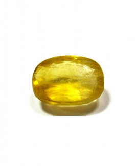 Yellow Topaz Oval Mix Gemstone- 6.95 Carat (YT-03)