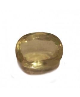 Yellow Topaz Oval Mix Gemstone - 8.95 Carat  (YT-12)