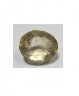 Yellow Topaz Oval Mix - 7.55 Carat  (YT-15)