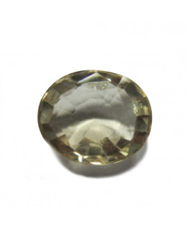 Yellow Topaz Oval Mix Gemstone - 5.75 Carat  (YT-14)