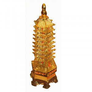Golden Pagoda / Education Tower (FEGPA-001)