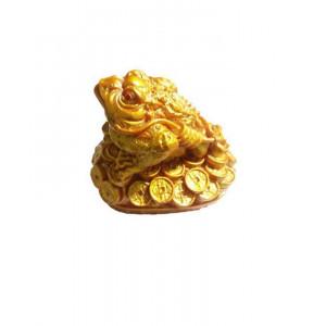 Three legged toad / Frog - 9 cm (FELTO-001)
