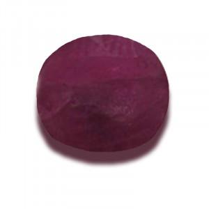 Natural Ruby Manikya - (Chuni) Round Mix Gemstone- 3.55 Carat (RU-11)
