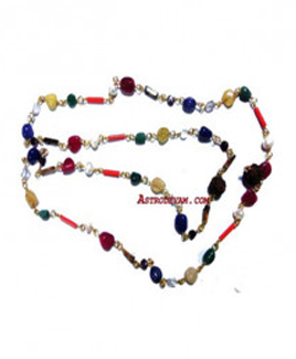 Navratna (Navgraha) Rosary / Mala