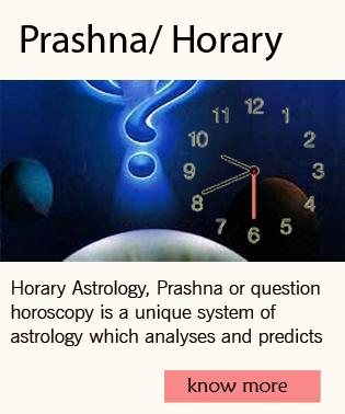 Horary/ Prashna