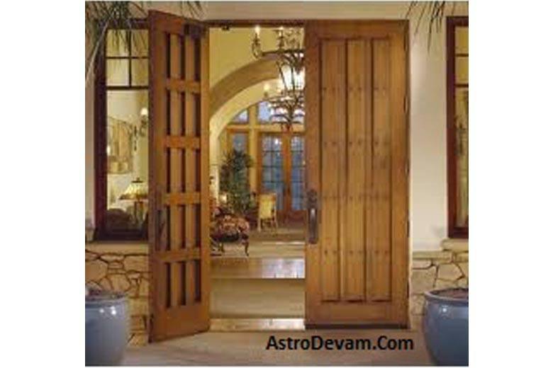 Building Main Door As Per Vastu