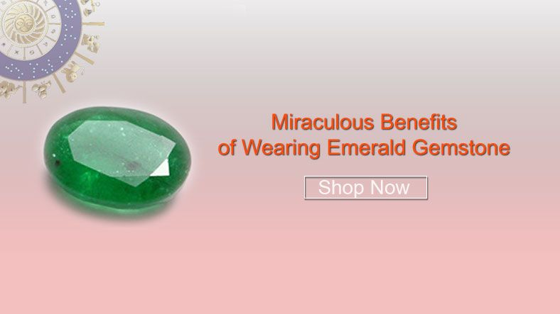 Panna Stone- Miraculous Benefits of Wearing Emerald Gemstone