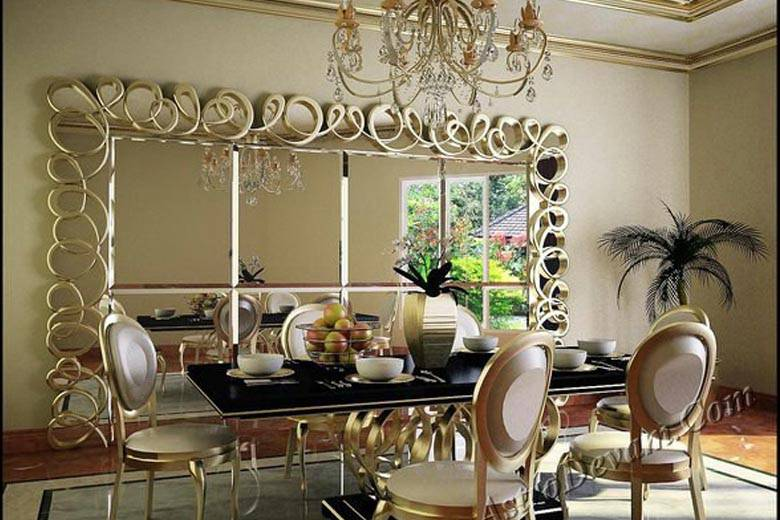 Vastu For Mirror Placement In Dining Room