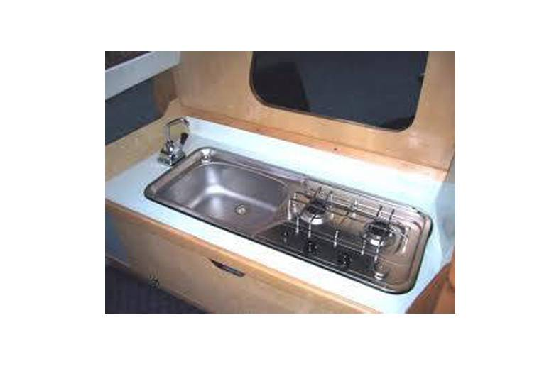 Wash Basin For Kitchen : ... kitchen, Gas stove or any other stove and sink/ wash basin should not