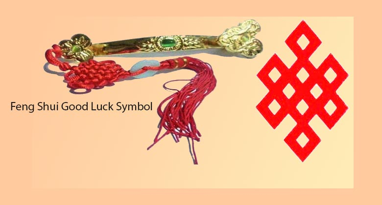 Mystic Knot Symbol Most Popular Feng Shui Good Luck Symbol