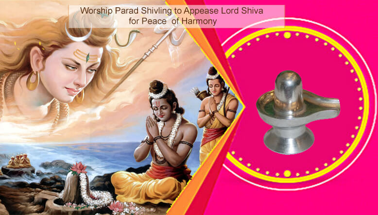 this-shravan-worship-parad-shivling-to-appease-lord-shiva-for-peace-harmony-in-home