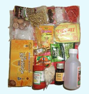 Diwali Pujan Kit
