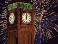 New Year, English Calander New Year, New Year celebrated all around the world.