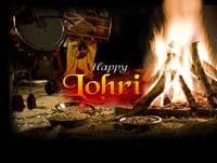 Lohri, Lohri Festival, Lohri festival in India