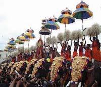 Paripally Gajamela, Paripally Gajamela festival, Paripally Gajamela Thiruvananthapuram.