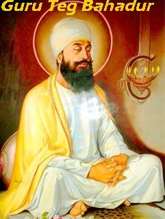 Guru Teg Bahadur Jayanti