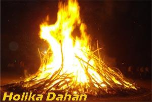 Holika Dahan, Holika Dahan Festival, Holika Dahan Hindus Festival.