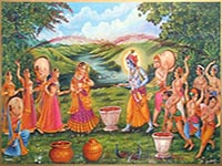 Ranga Panchami Festival Celebrated  In Falgun month