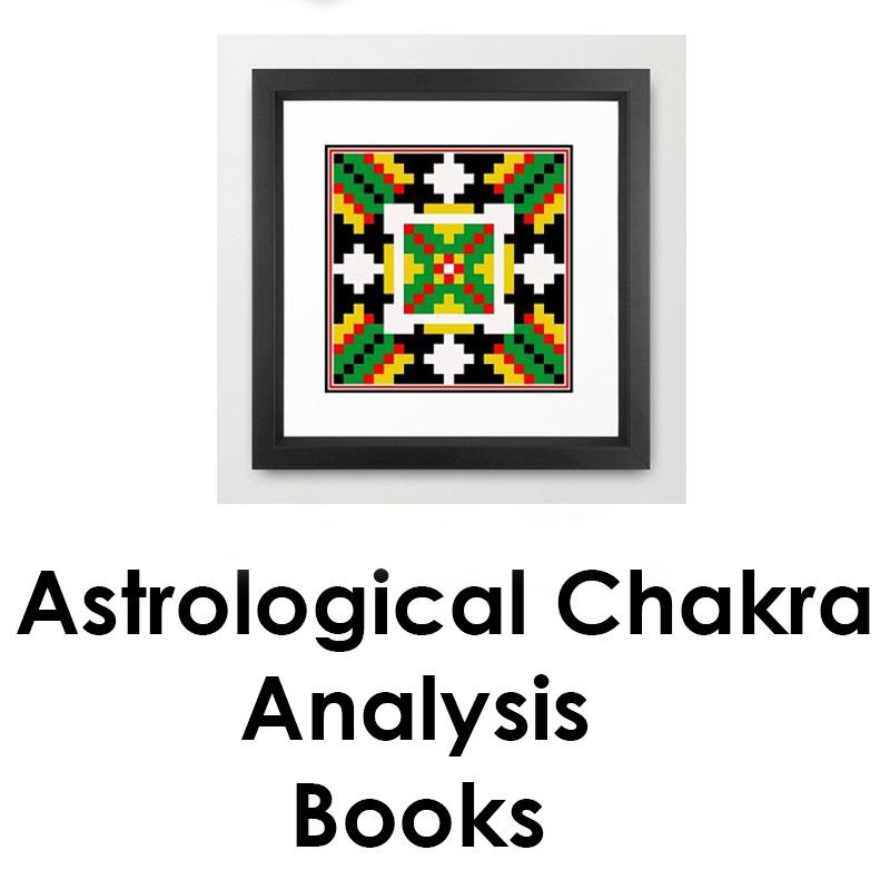 Astrological Chakra Analysis Books