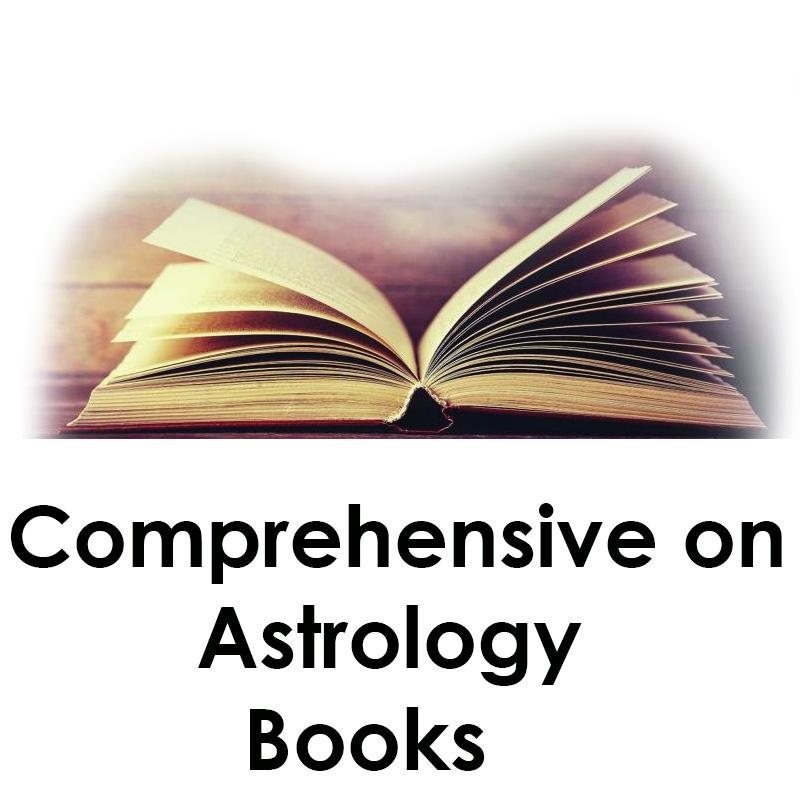 Comprehensive Books on Astrology