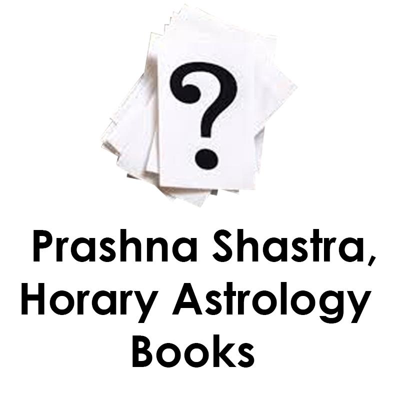 Prashna Shastra, Horary Astrology Books