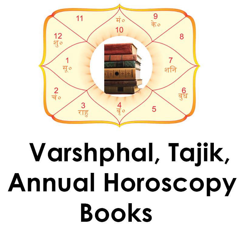 Varshphal, Tajik, Annual Horoscopy Books