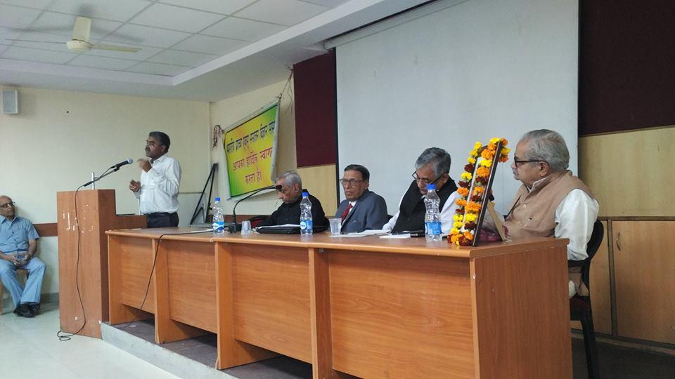 Achary Kalki Krishnan addressing ICAS Seminar in Blog by Achary Kalki Krishnan on AstroDevam.com.