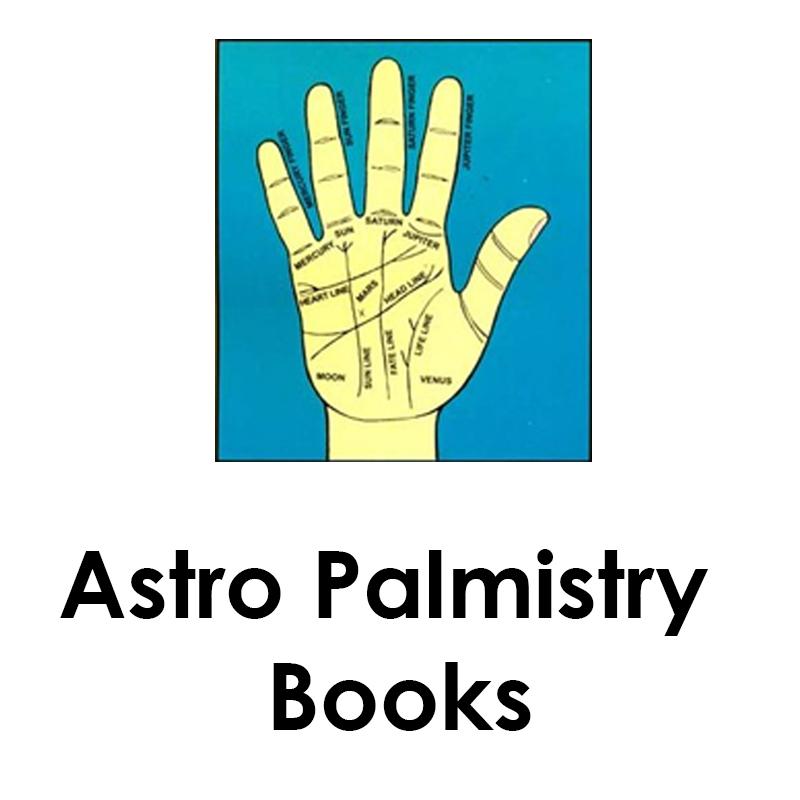 Astro-Palmistry Books