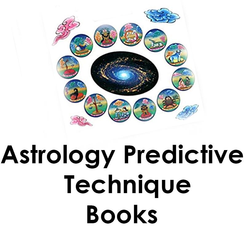 Astrology Predictive Technique Books