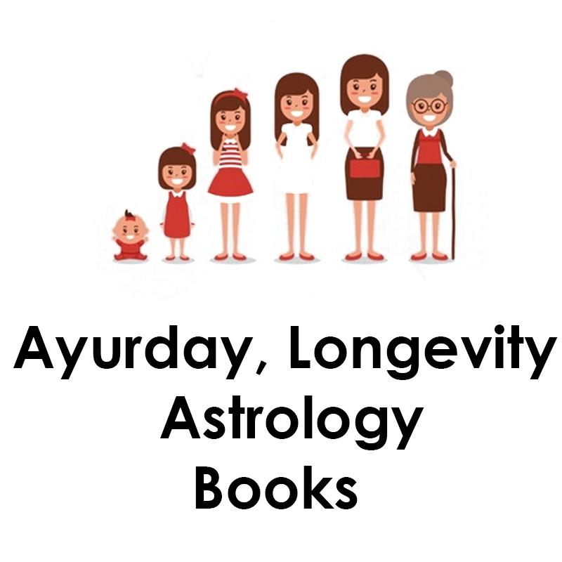 Ayurday, Longevity Astrology Books