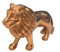 Vastu Remedies Brass Lion