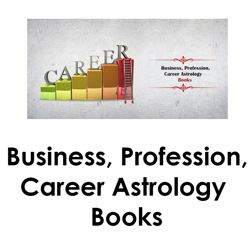 Business, Profession, Career Astrology Books