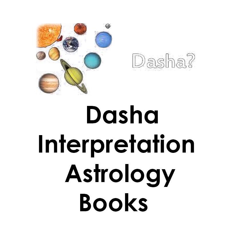 Dasha Interpretation Astrology Books