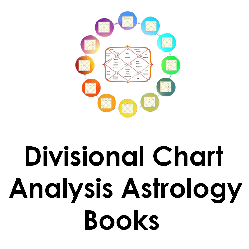 Divisional Chart Analysis Astrology Books