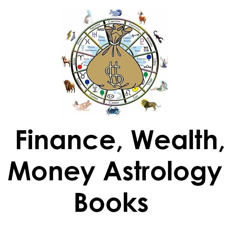 Finance, Wealth, Money Astrology Books