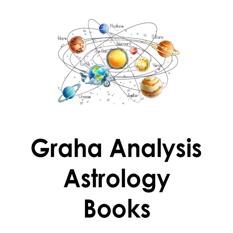 Graha Analysis Astrology Books