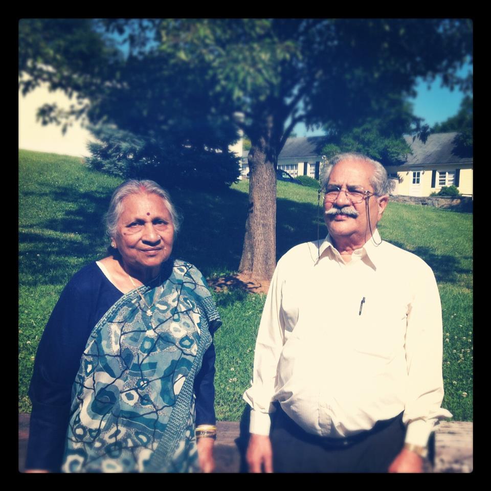 Mrs. and Mr. MN  Kedar in Blog by Achary Kalki Krishnan on AstroDevam.com