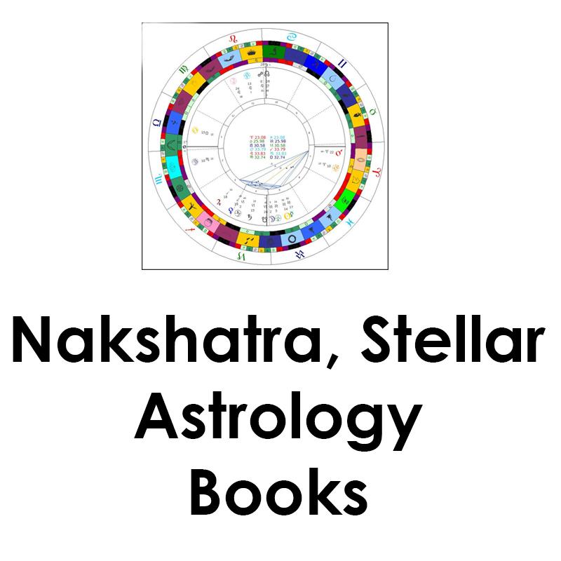 Nakshatra, Stellar Astrology Books
