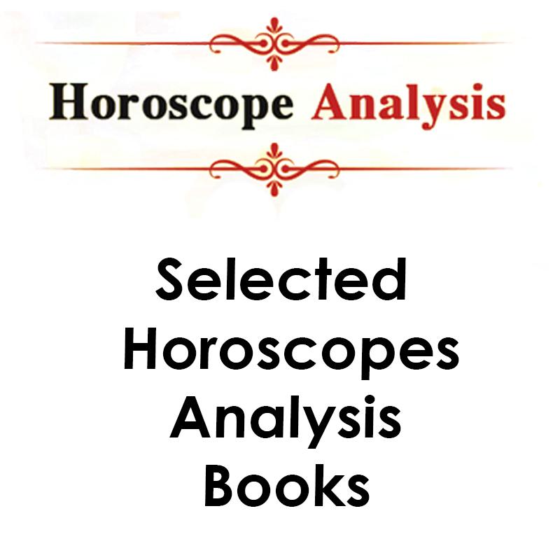 Selected Horoscopes Analysis