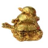 Feng Shui Triple Tortoise