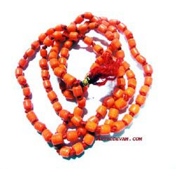 Red Munga Mala / Rosaries