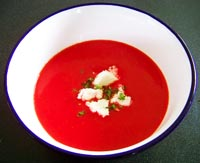 Beetroot Soup, Beetroot Soup recipe, Healthy soup recipes, What is Beetroot Soup.